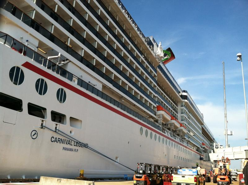 What Passengers Say About The Future Of Cruises At Port