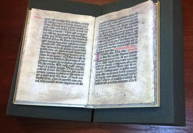 A centuries-old spiritual text.