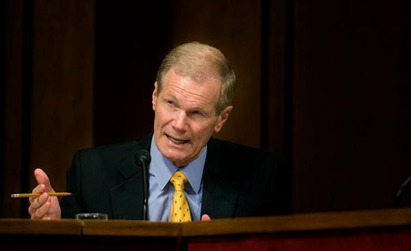 U.S. Sen. Bill Nelson conceded the seat he had held for three terms on Sunday afternoon to Gov. Rick Scott.