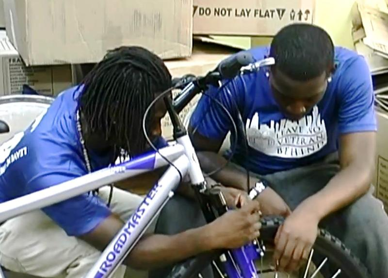 Building Smart Bikes requires working together.
