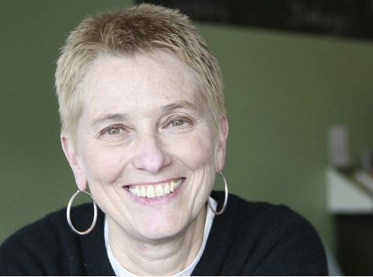 Author Barbara Shoup