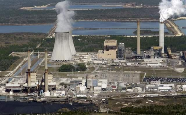 Duke Energy's Crystal River nuclear generator