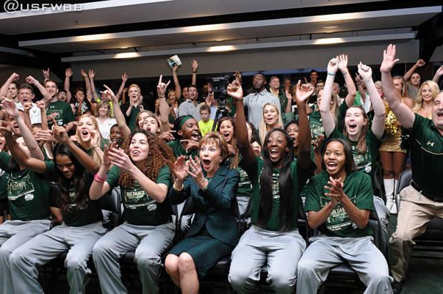 USF Bulls Make NCAA Tourney, Will Host Games   WUSF News