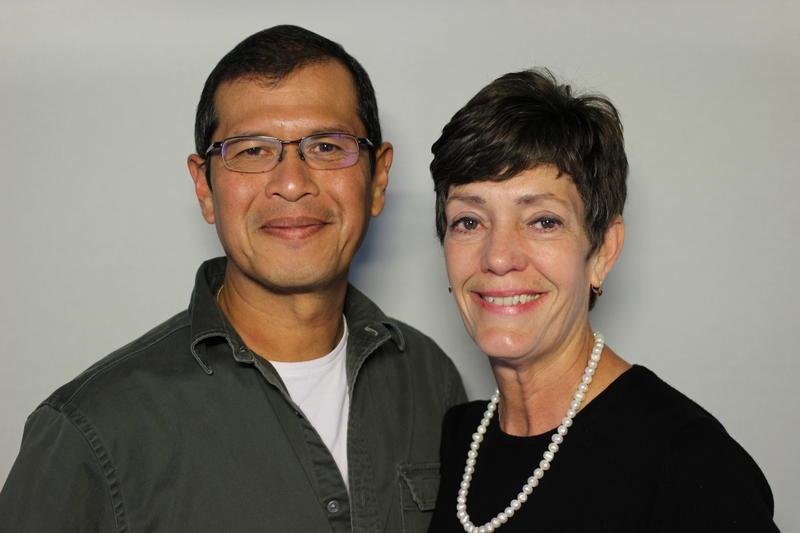 Anita May Flores & Jesus Benjamin Flores