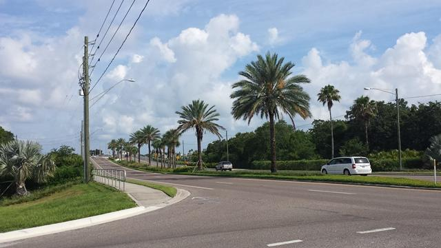The four lanes of the Indian Rocks Causeway Bridge would be the main escape route, and way back in, for thousands of residents, visitors and business owners.
