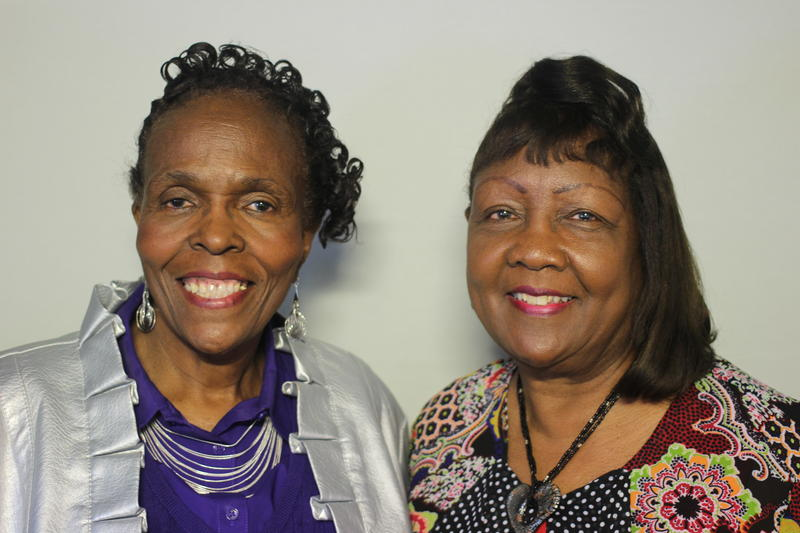 Clarice Pennington and Cora Royal talk about Cora's childhood, her favorite memory and growing up in segregation times.