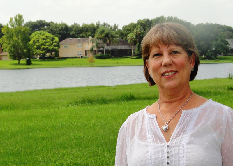 Francie Bistline Stephan is a fourth generation Floridian with a family tradition of going to New Smyrna Beach each year.