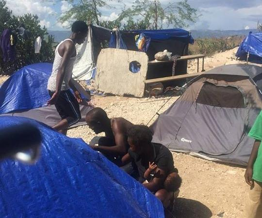 The Movement is coordinating an effort to provide food and water for deportees from the Dominican Republic at the border city in  Fond Parisien.