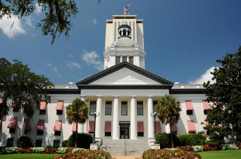 Florida's legislative session begins next Tuesday, March 7, 2017.