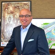 Tampa International Airport CEO Joe Lopano