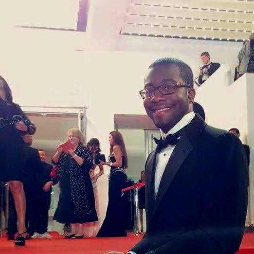"Quincy Walters at the red carpet premiere of Guillaume Nicloux's ""Valley of Love"""