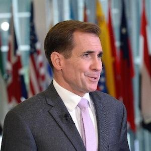 John Kirby, spokesperson for the U.S. Department of State.