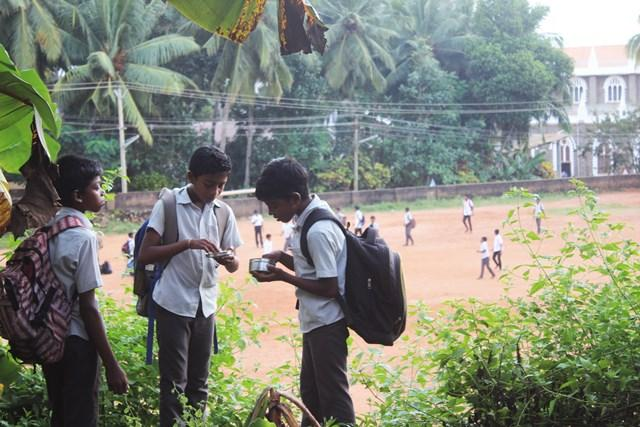 Students at a school in a small fisherman's community in Kerala will be among the first to use the NEWgenerator.