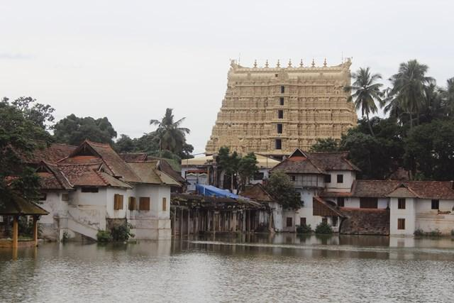 The Sree Padmanabhaswamy temple in the Indian city of Trivandrum, near where the NEWgenerator will be tested.