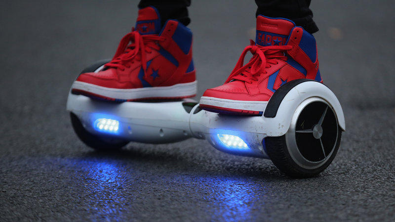 USF Holding Off On Hoverboard Ban For Now WUSF News - What is the time now in florida