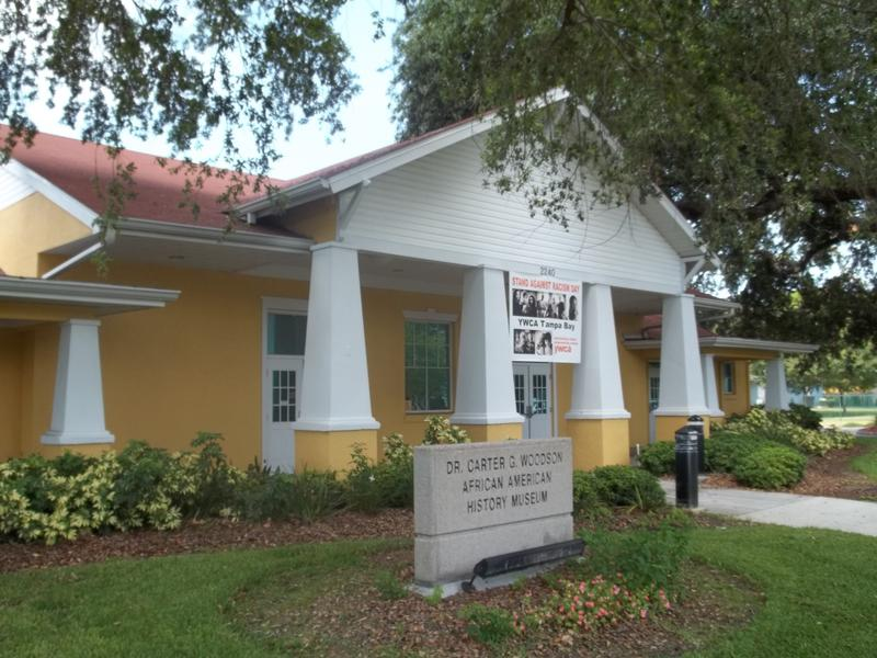 WUSF News and students from the University of South Florida will be recording Tampa Bay stories on Saturday at the Carter G. Woodson Museum in St. Petersburg.
