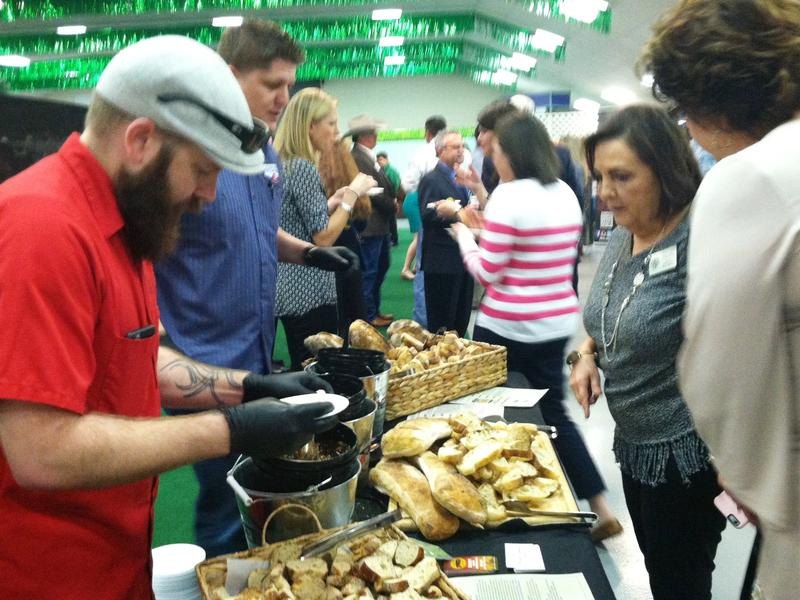 "Specialty jams made from Cigar City Brewing ales were a hit with the ""Fresh From Florida"" breakfast crowd."