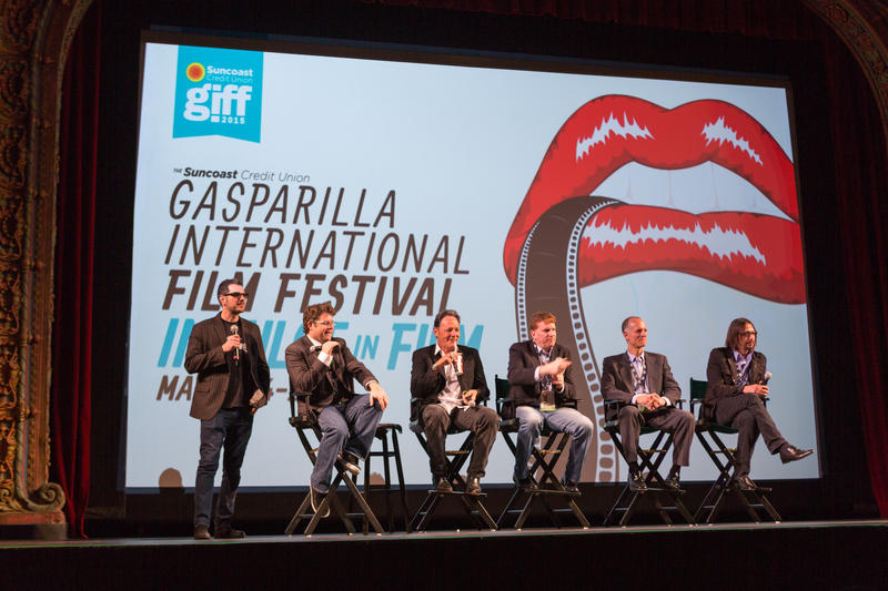 The Gasparilla Film Festival will feature more than 100 films.