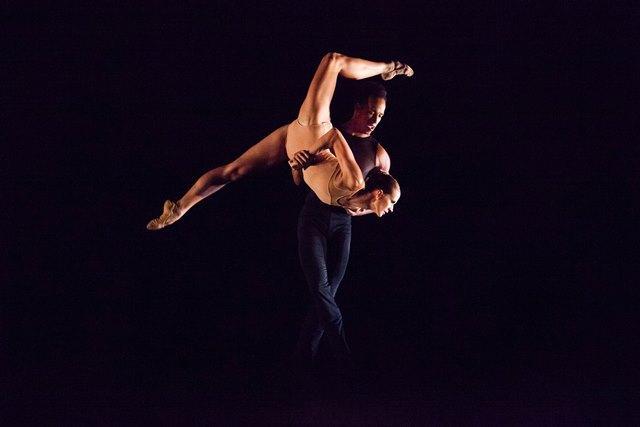 Kristianne Kleine & Ricardo Rhodes