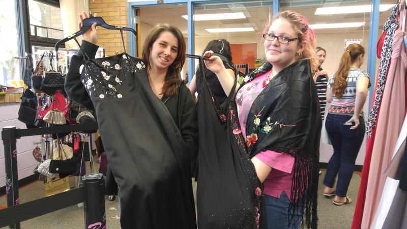 Since its inception, Belle of the Ball has given away more than 4,500 dresses and countless shoes, purses, and accessories