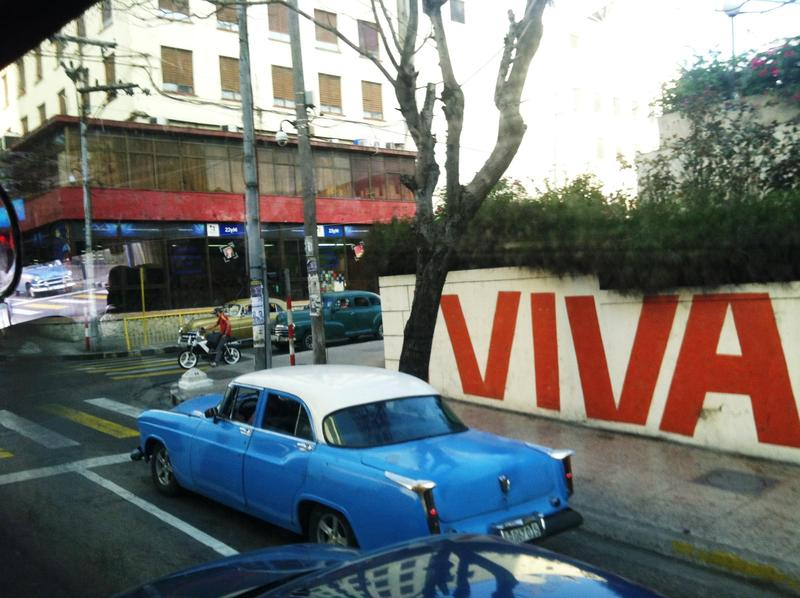 Steve Newborn's photo essay about Cuba