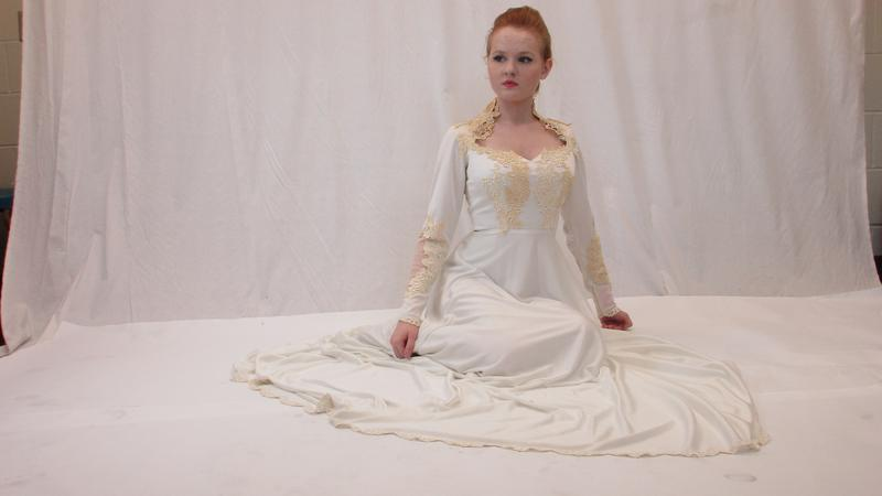 Vintage Wedding Dress Sale and Student Fashion Show in St. Pete ...