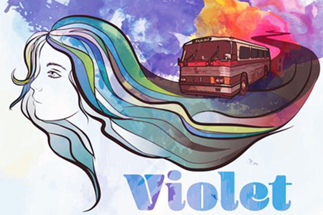 """Violet"" is in Theatre 1 at USF April 14-17 and 21-24."