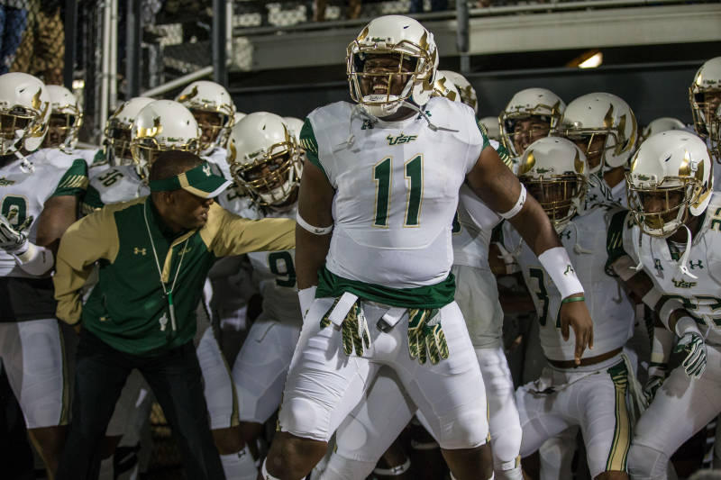 Image result for usf football