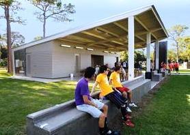 Play Ball Pavilion, Sarasota