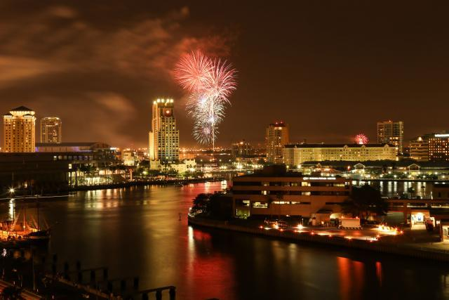 There will be a plethora of events in the Tampa Bay area to celebrate the Fourth of July.