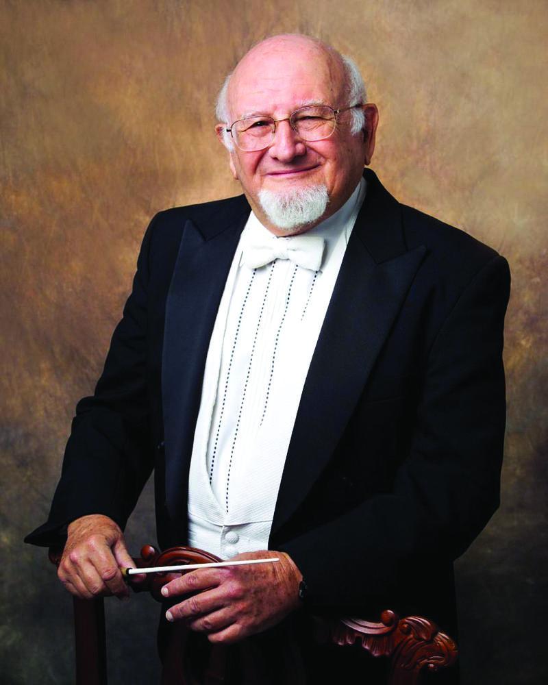 Maestro Paul Wolfe