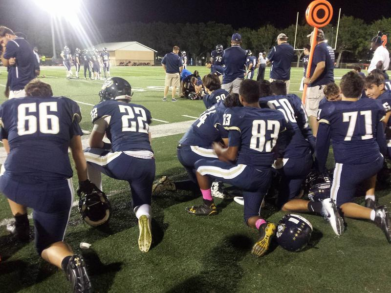 The case stems from the Division 2A football championship game last December between Cambridge Christian and University Christian School of Jacksonville
