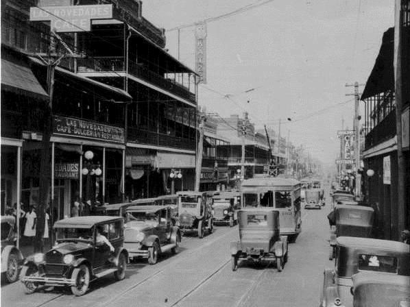 Tampa's Ybor City, 1926