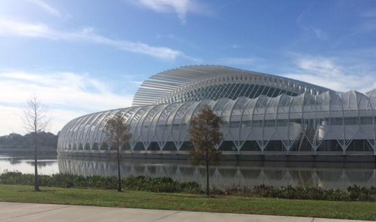 Florida Polytechnic Innovation, Science and Technology Building.