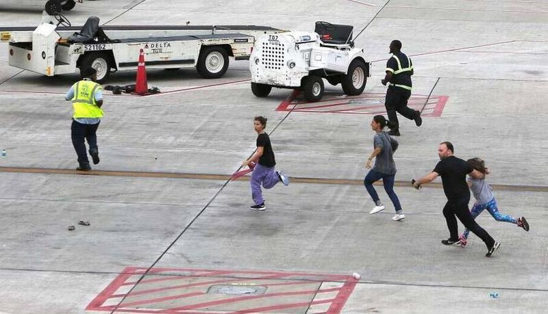 A Jan. 6 mass shooting at the Fort Lauderdale-Hollywood International Airport left five people dead and stranded thousands of passengers