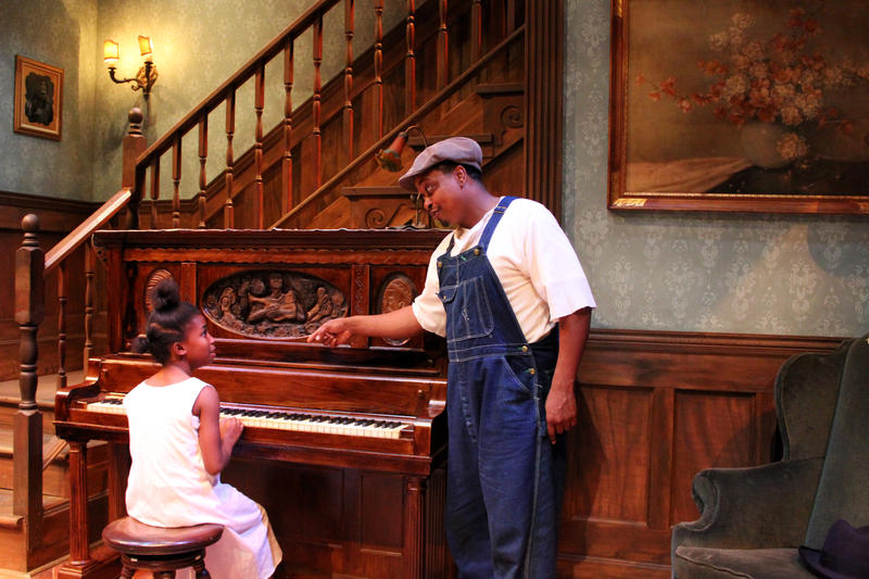 "American Stage featured ""The Piano Lesson"" in 2013. The play won August Wilson a Pulitzer Prize."