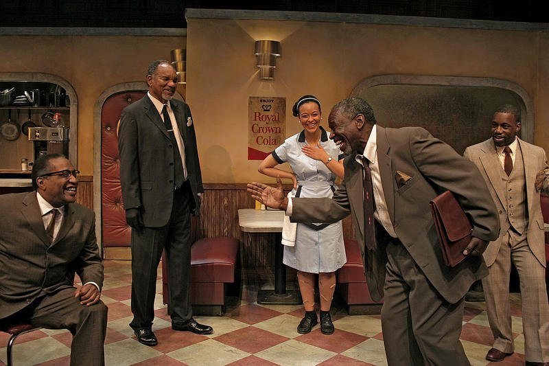 """Two Trains Running"" was staged in St. Pete in 2014. Laurence Fishburne starred in the show on Broadway and won a Tony Award for ""Best Featured Actor in a Play"" in 1992."