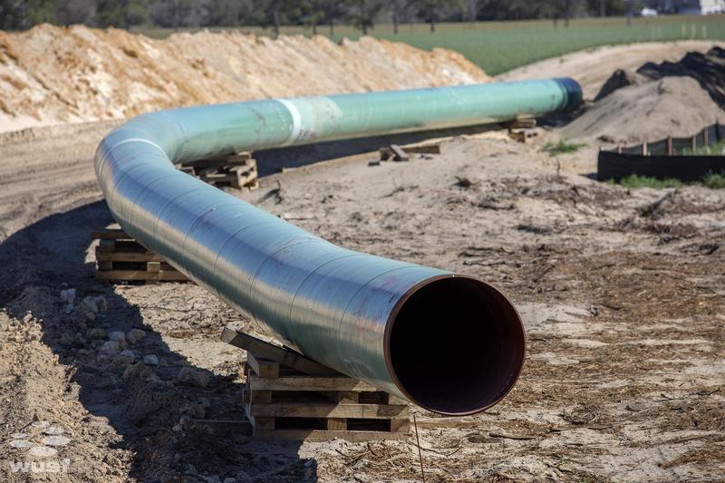 Sabal Trail Transmission Pipeline.