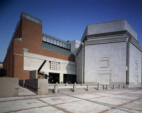 The U.S. Holocaust Memorial Museum in Washington, D.C.
