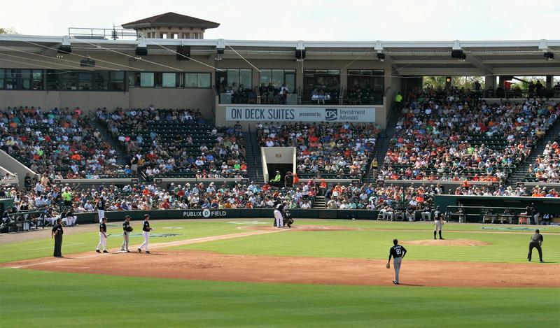 "Joker Marchant Stadium in Lakeland, ""Tiger Town, "" has undergone a $48 million dollar facelift."