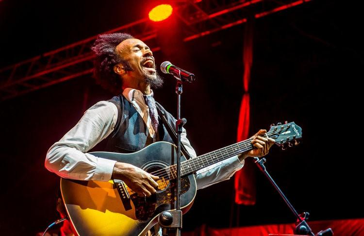 Fantastic Negrito won NPR's Tiny Desk Concert in 2015. He is one of the headliners at this year's Safety Harbor SongFest.