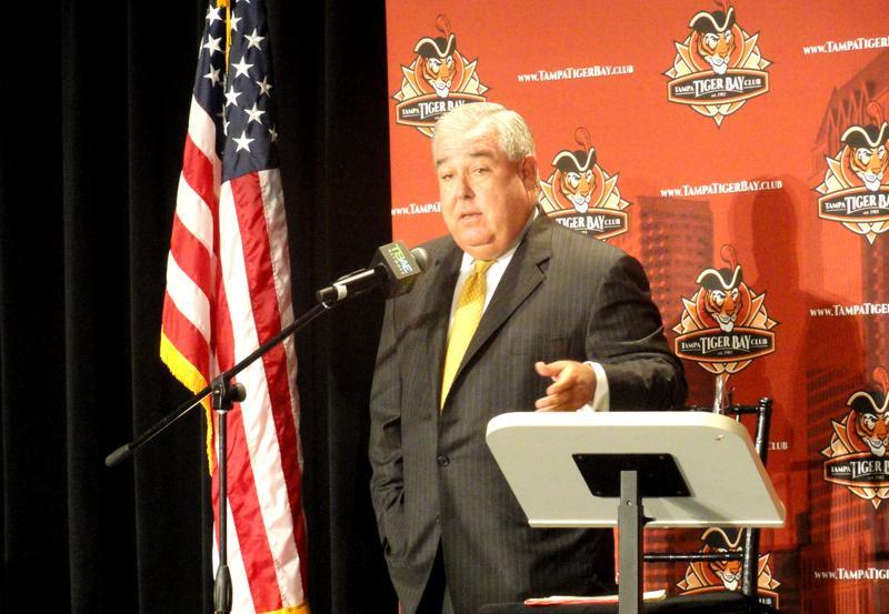 John Morgan appears at the Bryan Glazer JCC in Tampa