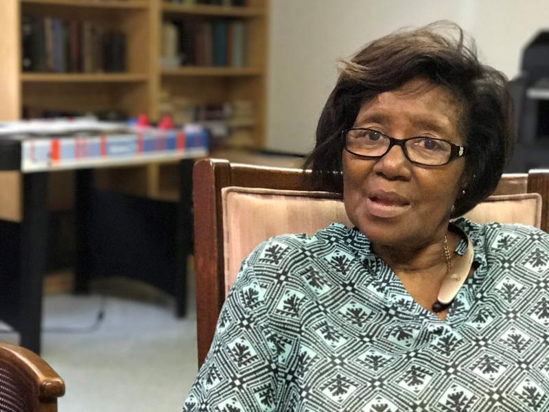 Argie Barnes is a member at the 20th St. Church of Christ in St. Petersburg and invites people over to her home for a meal after church each Sunday.