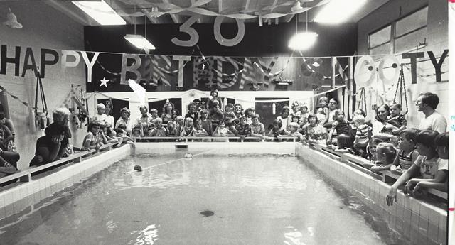 Snooty's Birthday Celebration, 1978