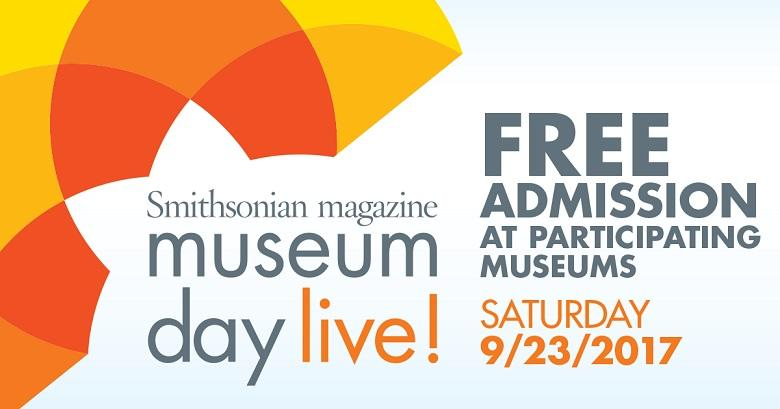 More than 80 museums across Florida will participate in Smithsonian Magazine's national Museum Day Live! event Saturday.