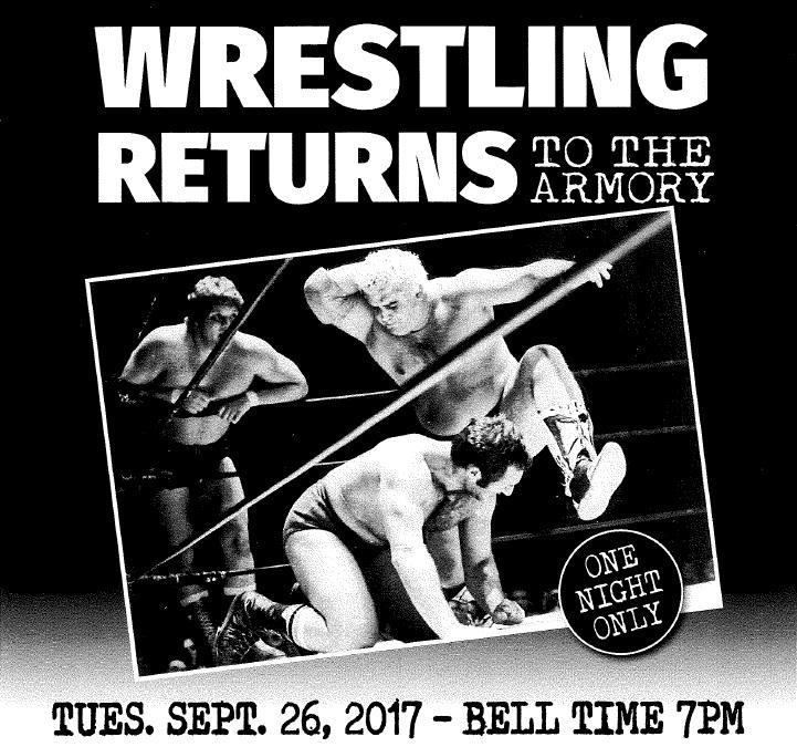 Dusty Rhodes faces off against Boris Malenko.