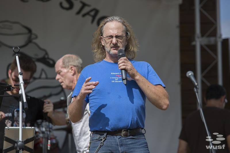 Edward Janowski is running for the U.S. Senate.