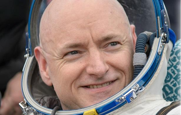Astronaut Scott Kelly will speak about his time in space on Thursday at the Tampa Theatre.
