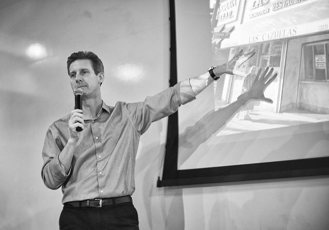 Marketplace's Kai Ryssdal will discuss the state of the economy at the Poynter Institute in St. Petersburg Thursday evening.
