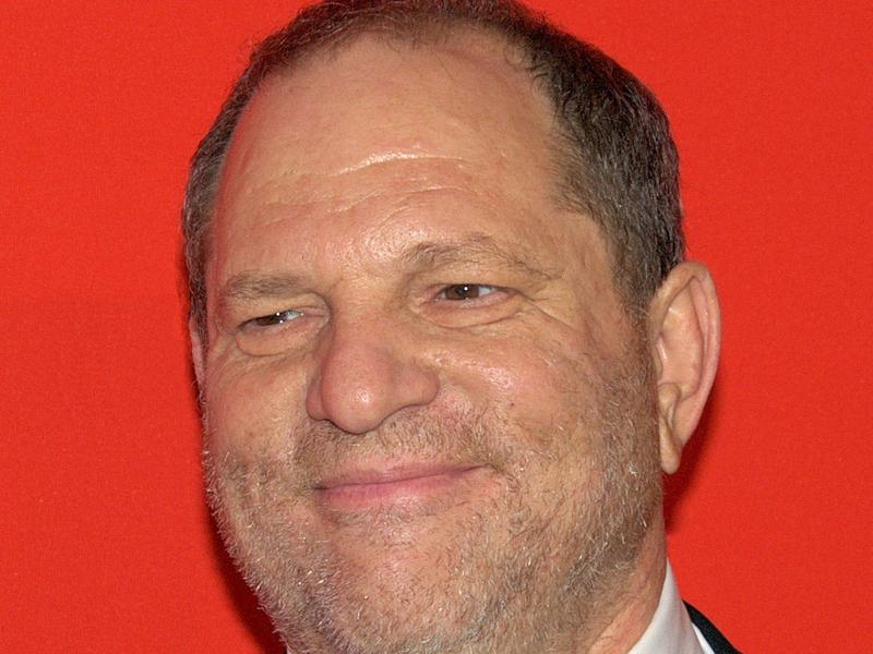 Former Movie Executive Harvey Weinstein, in 2010